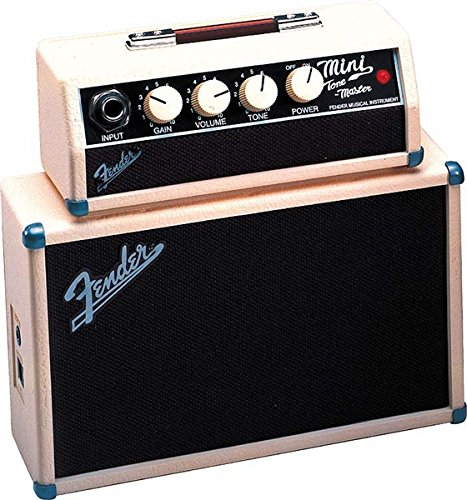 Portable Guitar Amp Battery Powered - 4