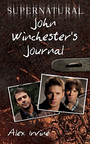 Supernatural Winchesters Journal Alex Irvine product image