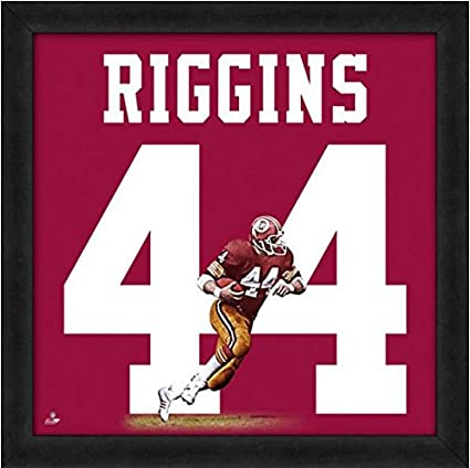 Image Unavailable. Image not available for. Color  Washington Redskins John  Riggins  44 Players Jersey UniFrame 1917433e2