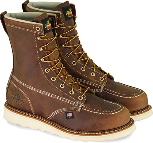 Lace Up Rubber Boots - Thorogood 804-4478 Men's American Heritage 8