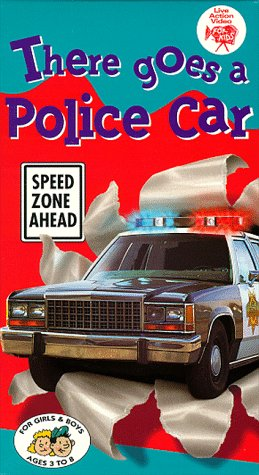 There Goes a Police Car [VHS]