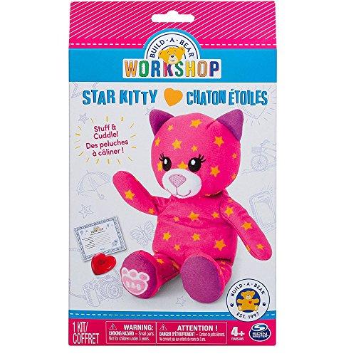 Build A Bear Kit Star Kitty Refill For Build A Bear Station