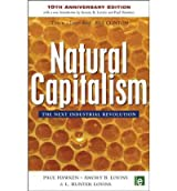 [NATURAL CAPITALISM] by (Author)Lovins, Amory B. on Apr-23-10