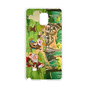 SVF Snow White and the Seven Dwarfs Design Best Seller High Quality Phone Case For Samsung Galacxy Note 4