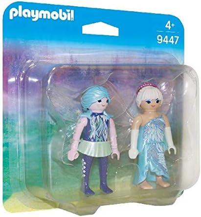 PLAYMOBIL- Hadas del Invierno Juguete, Multicolor, (geobra ...