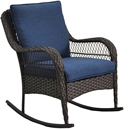 Home And Garden Rocking Chair - 1
