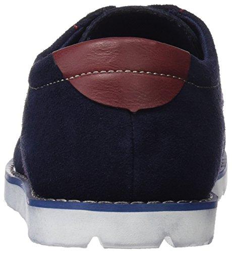 Cordones 047001 Navy Derby de Hombre XTI Azul Zapatos para da6qttw