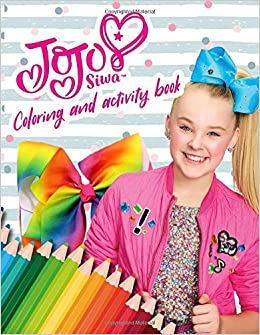 JoJo Siwa Coloring Pages - GetColoringPages.com | 335x260