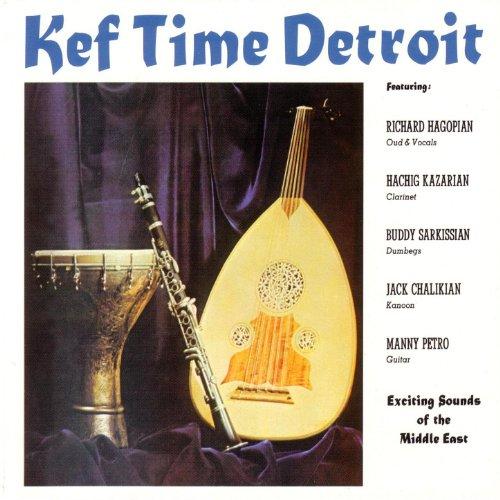 Kef Time Detroit