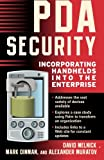 img - for PDA Security (One Off) book / textbook / text book