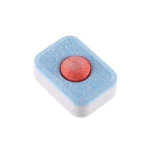 Alftek - 30 Pastillas de Limpieza para lavavajillas, detergente ...