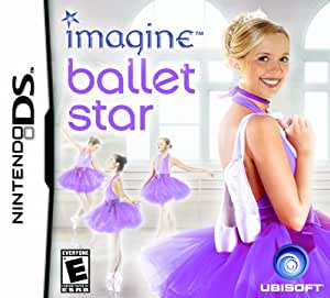 Imagine Ballet Star (Fr/Eng game-play) - Nintendo DS