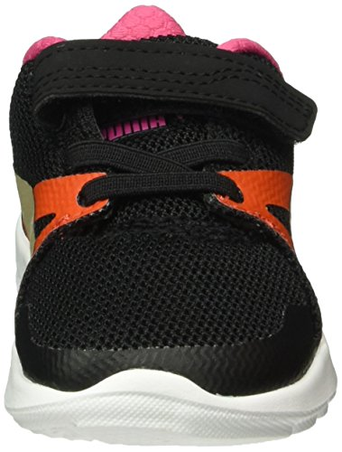 Puma Enfant chinchilla Puma Black Evo 03 Mixte Noir Duplex V Baskets Basses 4n4gxrOwq