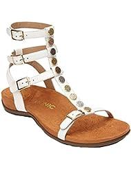 Vionic Womens Rest Sonora Backstrap Gladiator Sandal