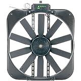 15 electric fan - Flex-a-lite 30 Electra-Fan II Black 15