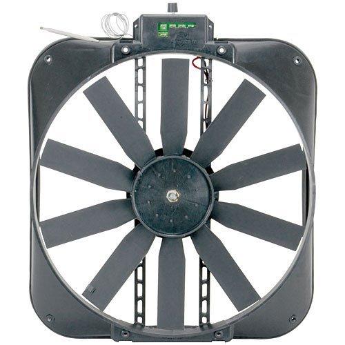 """Flex-a-lite 30 Electra-Fan II Black 15"""" Electric Fan"""