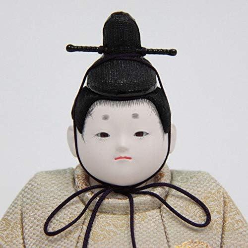 雛人形 木目込み 親王収納飾り【小雪】[幅50cm]幸一光[193to1264-a33] 雛祭り
