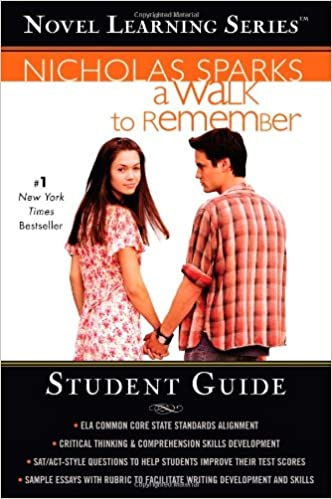 WALK TO REMEMBER BOOK PDF DOWNLOAD