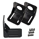 3PCS Nema 23 Stepper Motor Mounting Bracket Motor Mounting Holder with M5 Screws