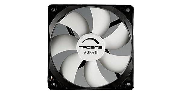 Ventilador de Caja Tacens 3AURAII12 12 cm 12 dB: Amazon.es ...