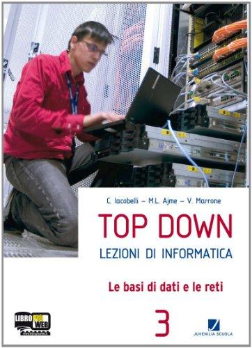 Top down. Per gli Ist. tecnici. Con espansione online: 3 por Cesare Iacobelli,Marialaura Ajme,Velia Marrone