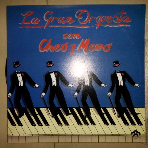 Max 56% OFF La Gran Orquesta ! Super beauty product restock quality top! Con Cheo - Vinyl Memo y LP