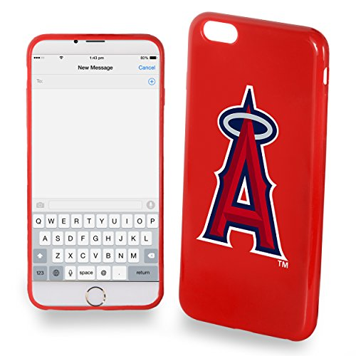 Angels Basketball - FOCO Los Angeles Angels Solid Ai6 Cover - Tpu