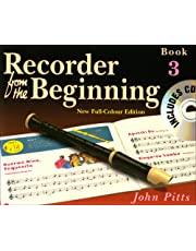 Recorder from the Beginning - Book 3: Full Color Edition