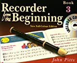 Recorder from the Beginning, John Pitts, 1844495205
