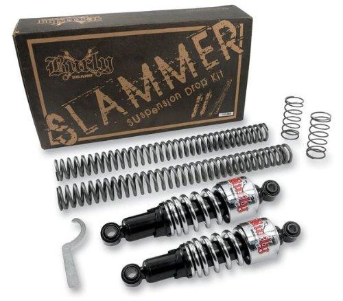 Burly B28-1004 Chrome Finish Slammer Kit