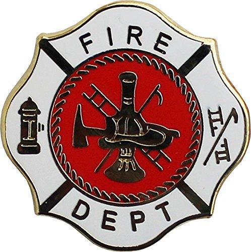 Fire Department Pin - Fire Department - 1