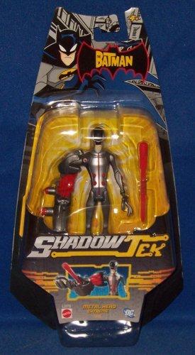 (The Batman Shadow Tek Metal Head Extreme Action Figure by The Batman)