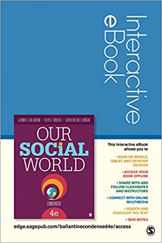 OUR SOCIAL WORLD 4TH EDITION PDF DOWNLOAD