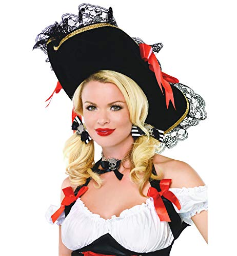 Leg Avenue Swashbuckler Hat Costume