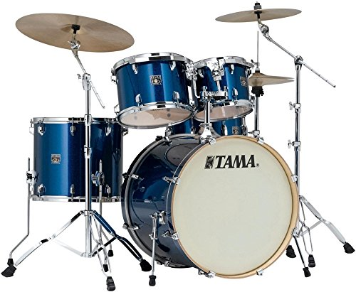 Tama CK52KS Superstar Classic 5-piece Shell Pack - Indigo Sparkle