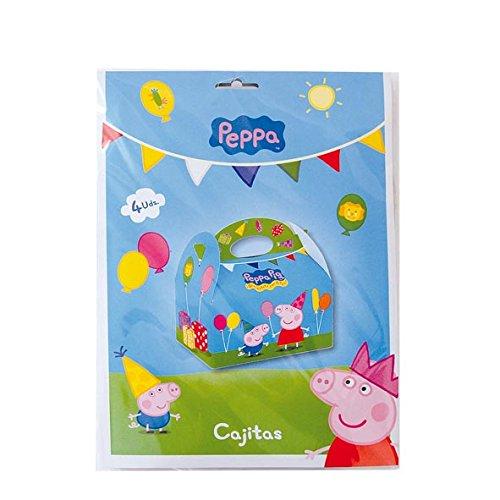 Peppa Pig–4Boxes (Verbetena 016000718)