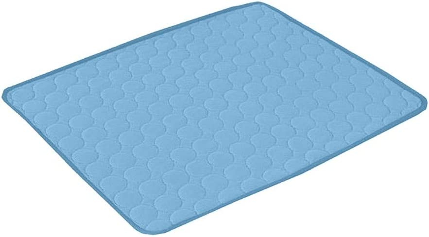 GGGOOD BUY Dog Cooling Mat - Pressure-Activated Gel Cooling Mat for Dogs - This Pet Cooling Mat Keeps Dogs and Cats Comfortable All Summer - Avoid Overheating, Ideal for Home and Travel
