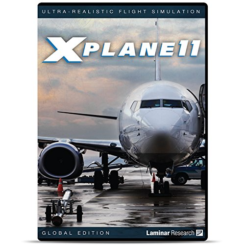 Picture of an Official Version XPlane 11