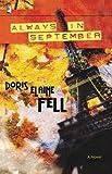 Always in September, Doris Elaine Fell, 1404186018