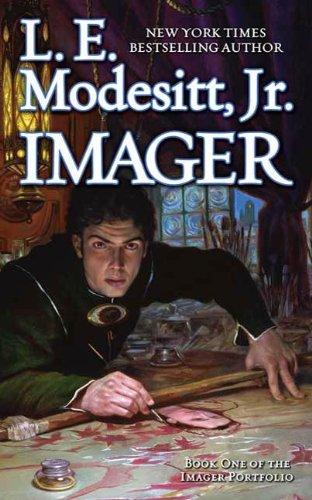 Intrigue Portfolio - Imager: Book One of the Imager Portfolio