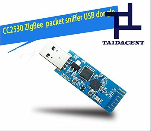1 pcs Taida USB dongle ZigBee Adapter CC2530 Packet Sniffer Protocol  Analysis Packet Capture