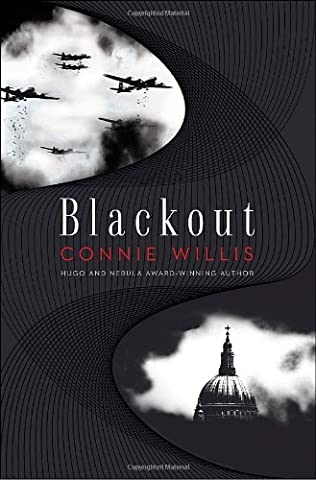 book cover of Blackout