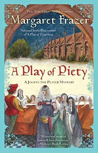 book cover of A Play of Piety