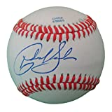 Los Angeles Angels Nick Franklin Autographed Hand Signed Baseball with Proof Photo of Signing and COA, Milwaukee Brewers, Tampa Bay Rays, Seattle Mariners