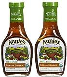 Annie's Naturals Organic Dressing Sesame Ginger Vinaigrette -- 8 fl oz