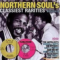 Northern Soul's Classiest Rarities Vol.4 / Var