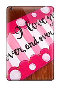 Ipad Case New Arrival For Ipad Mini/mini 2 Case Cover Eco Friendly Packaging I Love You (ilu) Pictures
