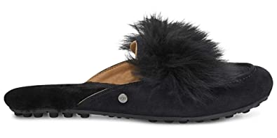 1245394c3e3 UGG Shaine WISP Ladies Suede Loafer Slippers Arroyo: Amazon.co.uk ...