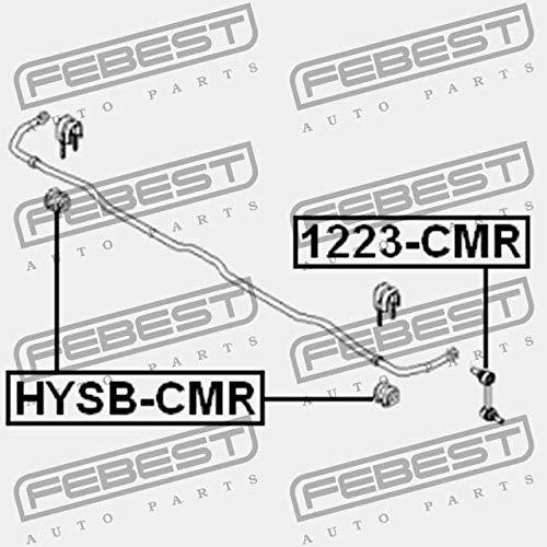 REAR STABILIZER BUSHING D15.8 Febest HYSB-CMR