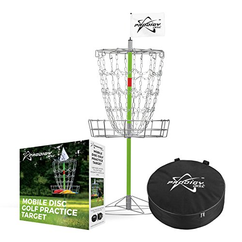 Prodigy Disc Mobile Disc Golf Basket - with Carrying Bag by Prodigy Disc